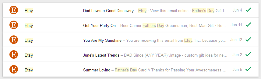 Spruce Up Your Father's Day Email Campaign
