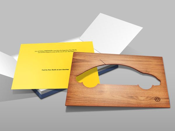 We're Die-Hard Fans of Die-Cut Direct Mail Campaigns