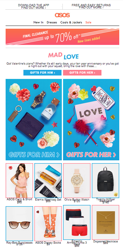 Feel the Love with Valentine's Day Email Campaigns